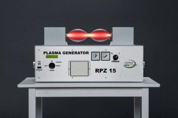 Plazmový generátor RPZ 15